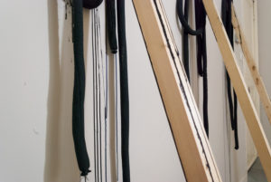 Sofhie Mavroudis - installation - Tragédie greque, en 3 actes
