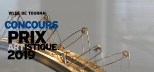 Prix artistique de la Ville de Tournai - Sofhie Mavroudis lauréate du prix international